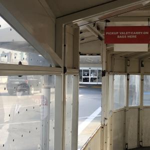 アメリカ国内出張①(Los Angeles)空港が複雑すぎる