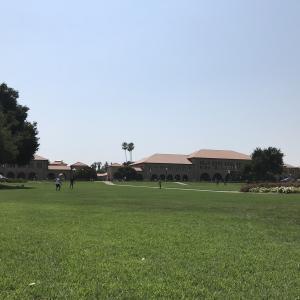 公園でのアメリカ玄人の過ごし方