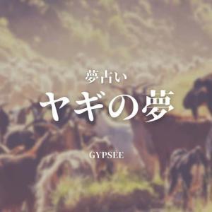 ヤギの夢の意味19選!飼う・子ヤギ・白い