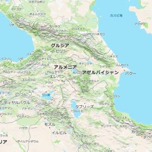 アゼルバイジャンとバクー № 018