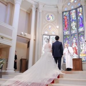 Family Wedding♡WD report 挙式編
