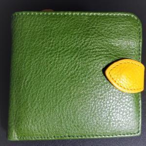 愛用お財布とその中身