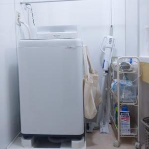 洗濯機周りの Before → After