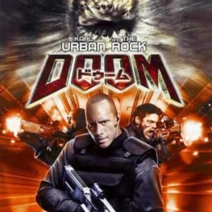 DOOM ドゥーム FPSの元祖DOOMの映画バージョン