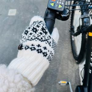 雪が降る前に自転車のメンテナンスを。アシスト付き自転車のタイヤ交換費用は高かった!