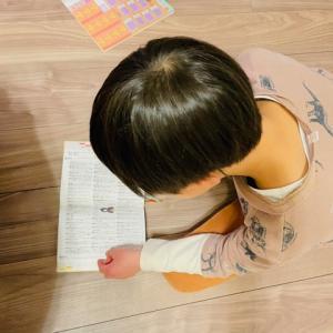 6歳長男の自宅学習|小学生でもタブレット学習を継続するか、手書き学習に変更するか