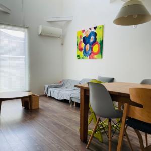 家族がダラけるための空間作り。快適に暮らすために、些細なことを毎日続ける