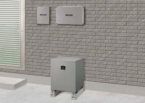 住宅用クラウド蓄電池システム JH-WBPD9360