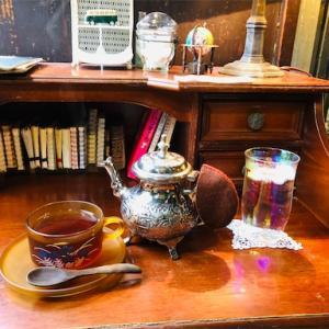 アール座読書館(高円寺)私語禁止の静かな時間が流れる喫茶店!