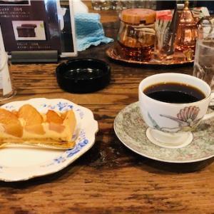 炭火焼珈琲蔵(池袋)12時間掛けて抽出された水出しコーヒーが飲めるお店!