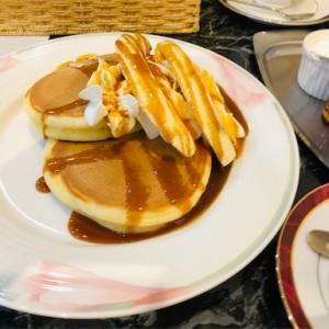 珈琲苑(鶴見)ホットケーキと自家焙煎珈琲のお店!