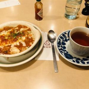 琵琶湖(梅屋敷)豊富なメニューとその店名が魅力の喫茶店!