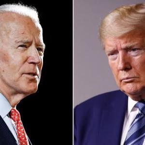 米大統領選挙~見えざる手も手じまい?の雰囲気