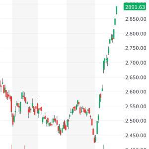 株式相場はしばらく楽しく模様眺め