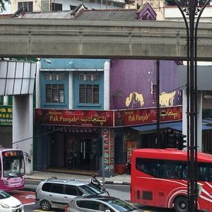 【ローカルストリートのニューオアシス】MoMo's Kuala Lumpur