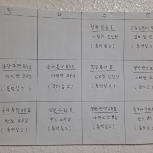済州大学大学院の日程がタイトな件