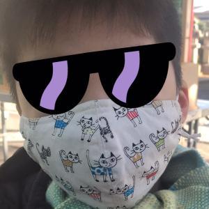 かわいい!お気に入りの子ども用マスク