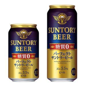 【新商品】ビールど真ん中のおいしさと糖質ゼロを両立「パーフェクトサントリービール」