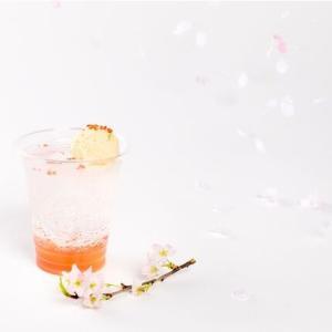 梅体験専門店「蝶矢」で、春の限定ドリンク「梅桜クリームソーダ」