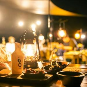 アウトドア専用日本酒 「GO POCKET」7種類のラインナップが勢揃い