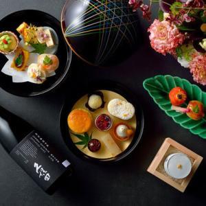 朝日酒造×ホテル椿山荘東京コラボ。日本酒香る「KUBOTAアフタヌーンティー」