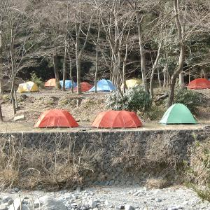 「ヒロシちゃんねる」で紹介されたキャンプ場!「滝沢園キャンプ場」