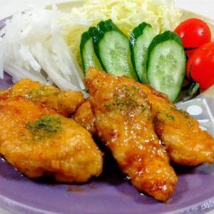 鶏むね肉をふわふわに柔らかくする3つのコツと激安甘辛チキン!