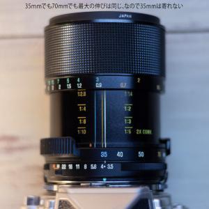TAMRON 35-70mm F3.5 CT MACRO