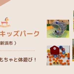 【新浜市】ボーネルンドのおもちゃが充実!全天候型屋内施設『あかがねキッズパーク』