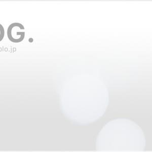 LiFELOG. はじめるよ!