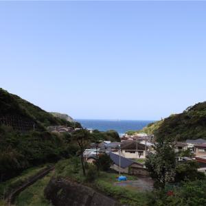 2019GW 神津島への旅 ④天上山トレッキング⛰