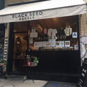 BLACK SEED BAGELS@NYC・NOLITAにてベーグルランチ♫