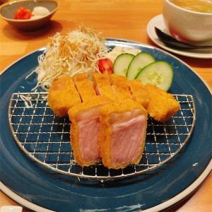 NYで美味しいとんかつ「Prime Meat Rokko」♫