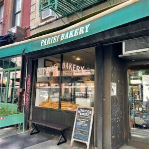 NYで美味しいサンドイッチ「PARISI BAKERY(パリシ・ベーカリー)」♫