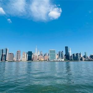 [お得に観光もできてしまう]NYCフェリーを乗りこなそう♫