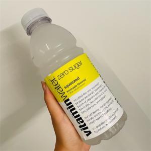 [USおすすめスポーツドリンク]ゲータレード派?vitamin water派?