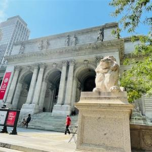 NYPLで図書館カードを作成♫