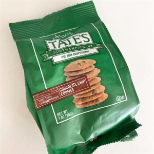 美味しい「TATE'S(テイツ)」の食べ切りサイズ♫