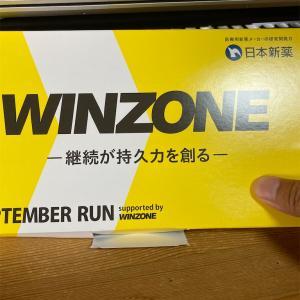 日本新薬さんのWIZONEで持久力が伸びた話