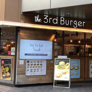 "【食】東京・新宿の""The 3rd Burger"" One Big Burger"