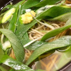【食】大阪・伊丹空港「京出汁おいなり釣狐」で九条葱蕎麦
