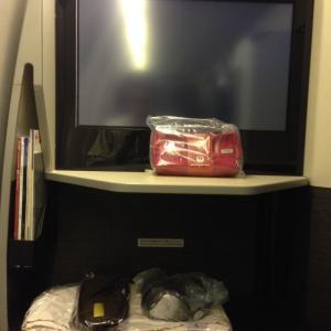 【食】JAL Business Class 機内食