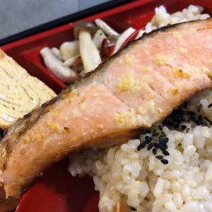 【食】昼も夜もお弁当の日