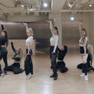 エスパ(K-POPアイドル)Black Mambaのダンス動画。ITZYのデビュー超えも
