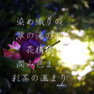 日本に恋をするー美の四季彩.短歌「翠」