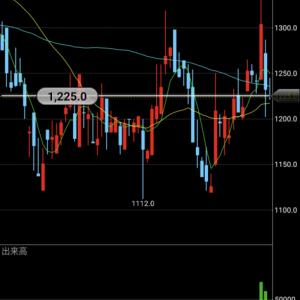 日経平均株価に大幅高 含み益も879万円に増える 1月19日