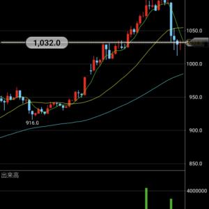 タムラ製作所を売って1100万円ぐらいの儲け 口座内資産は7000万円に増える 6月22日、火曜日