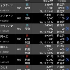 利確で50万円の儲けしょぼい‼ 勝ち癖つけよう  会社四季報本日発売 9月17日、金曜日