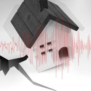 地震で起こる『縦揺れ』と『横揺れ』