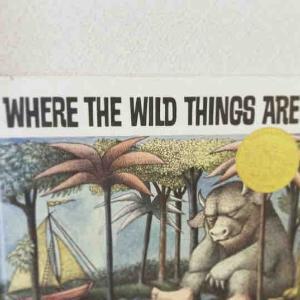 【洋書絵本】Where the Wild Things Are かいじゅうたちのいるところ